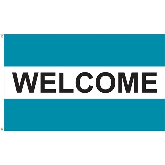 3x5-nylon-message-flag-120089-welcome