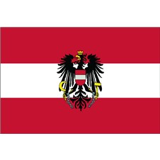austria-flag-with-eagle